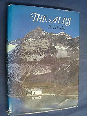 The Alps (Photography S.), Poucher, W.A, Used; Good Book