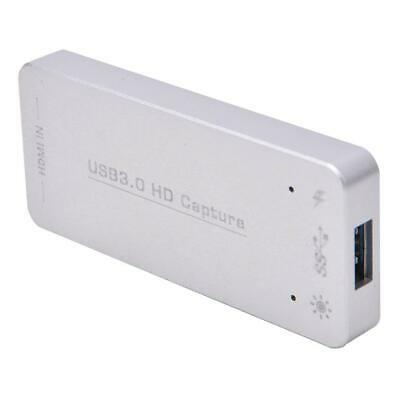 USB 3.0 HDMI 1080P USB Audio Video Capture Device for OBS Live Streaming