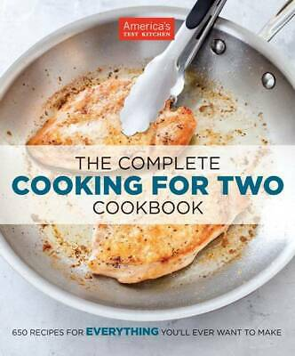 The Complete Cooking for Two Cookbook by America's Test Kitchen (2014, Digitall)