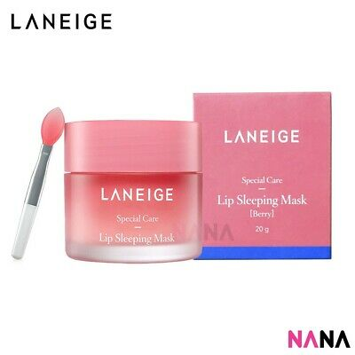 Laneige Special Care Lip Sleeping Mask 20g - Berry