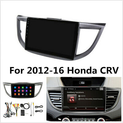 10.1'' Android 9.1 2GB+32GB Car Stereo Radio GPS With CANBUS For 12-16 Honda CRV