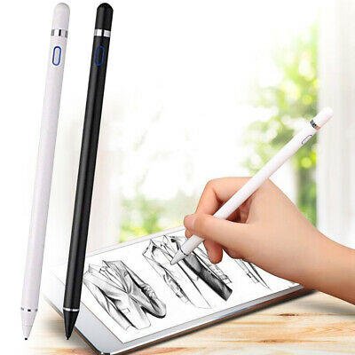 AU Active Capacitive Screen Touch Pen Stylus Fine Point For iPad Tablet PC