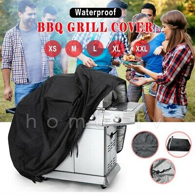 BBQ Grill Cover Heavy Duty Waterproof Outdoor Barbecue Protector Extra S Extra L