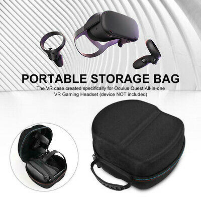 Fashion Travel Case for Oculus Quest VR Gaming Headset and Controllers YLUK