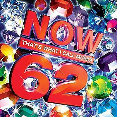 Now Thats What I Call Music! 62, Various Artists, Used; Good CD