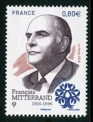 Stamp Timbre France Neuf N° 5089 ** Francois Mitterand // President