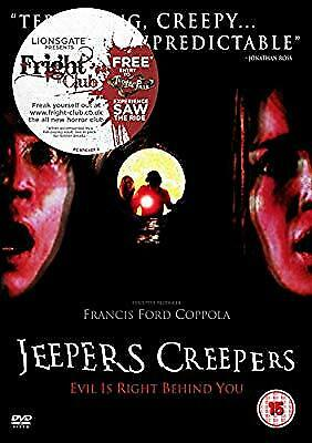 Jeepers Creepers [DVD], , New DVD