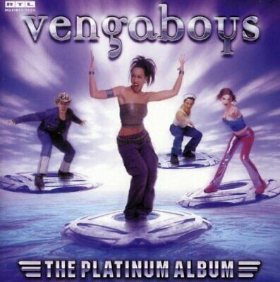 Vengaboys : Platinum Album CD Value Guaranteed from eBay's biggest seller!