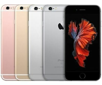 Apple iPhone 6s 16GB 64GB Grey Silver Rose Gold Unlocked Touch ID Not Working