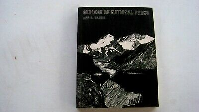 Geology of National Parks by Ann G. Harris (1975, Hardcover)