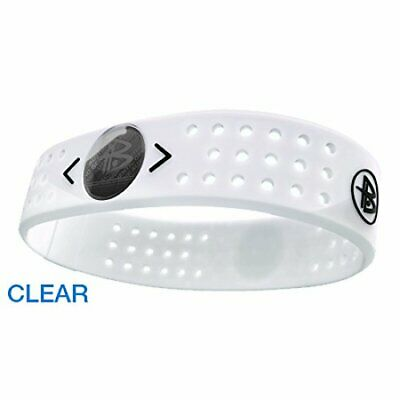 Power Balance – Evolution – Clear/Black – M (G8P)