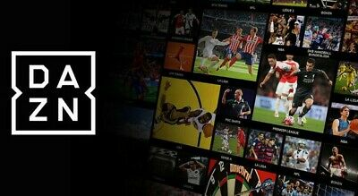 DAZN 1 MESE ITA! 🔥Account Personale🔥 (compatibile con tutti i dispositivi)
