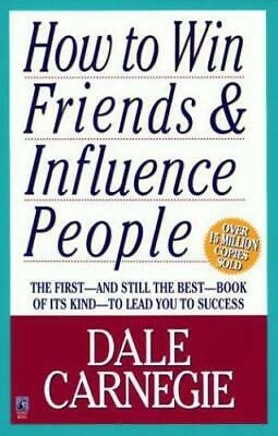 How to Win Friends and Influence People Book by Dale Carnegie (Digital Edition)