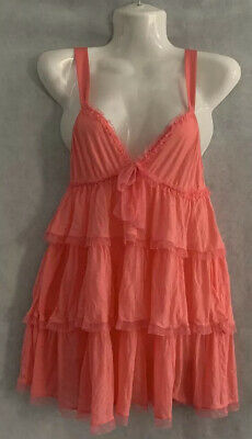 Cleo By Panache Pretty Sheer Brooke Brief  5144 Hot Pink  Size 14