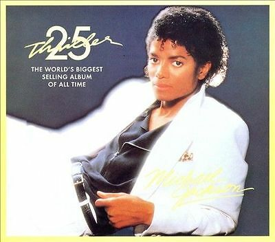 Thriller, 25th Anniversary Edition by Michael Jackson