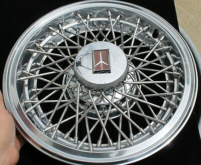 "1982 1983 1984 1985 1986 1987 1988 CHRYSLER,DODGE,PLYMOUTH 14 /"" HUBCAP 4238526"