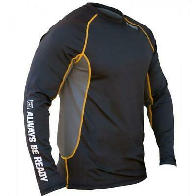 5.11 Reversible Tactical Long Sleeve ABR Base Layer Shirt Always be Ready Size L