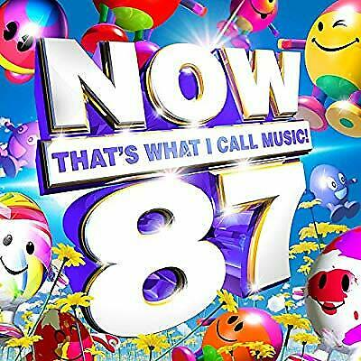 NOW Thats What I Call Music! 87, Various Artists, Used; Acceptable CD