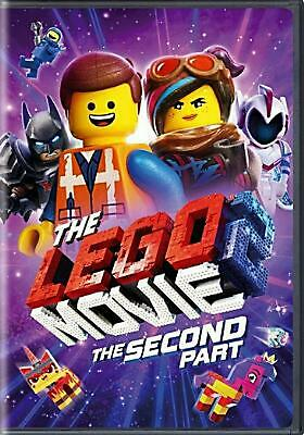 The Lego Movie 2: the Second Part - DVD Region 1 Free Shipping!