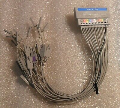 HP Agilent Logic Analyzer Test Cable Assembly