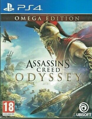 Assassin's Creed Odyssey - Omega Edition - Limited Edition - PS4 - Playstation 4