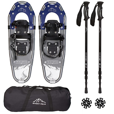 Emory Peak Traverse 825 with Poles Snowshoes - 25in