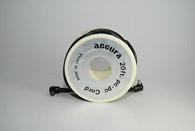 VINTAGE Accura PC MALE TO FEMALE CAMERA CABLE/CORD - 20 ft.