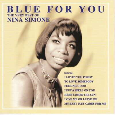[Music CD] Nina Simone - Blue For You - The Very Best Of Nina Simone