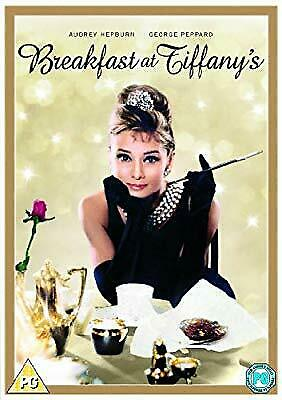 Breakfast at Tiffanys [DVD] [1961], , Used; Very Good DVD