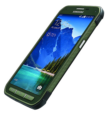 SAMSUNG GALAXY S5 Active SM-G870A Red (AT&T) Used Condition