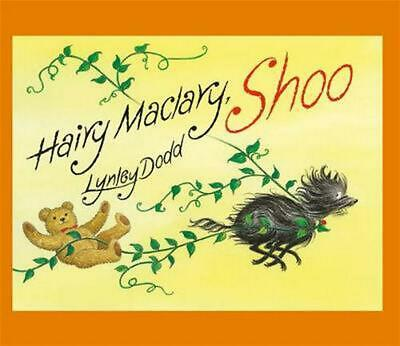 Hairy Maclary, Shoo by Lynley Dodd Hardcover Book Free Shipping!