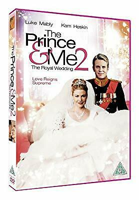 The Prince And Me 2 - The Royal Wedding [DVD], , Used; Very Good DVD