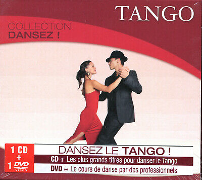 Tango (Collection Dansez) - Compilation Cd + Dvd - Neuf New