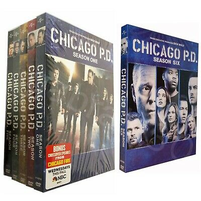 Chicago P.D. PD: Complete Series 1-6 Seasons New Sealed Region 1 USA