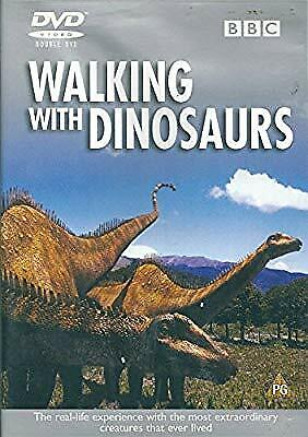 Walking With Dinosaurs - Complete BBC Series [1999] [DVD], , Used; Very Good DVD