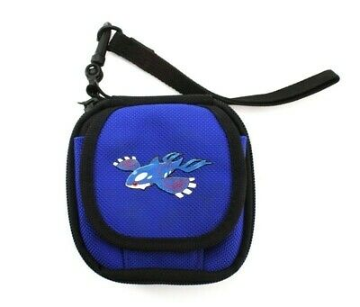 GameBoy Advance official GBA SP Pokemon bag / Carry Case / Travel Bag sapphire /