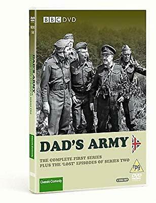 Dads Army - The Complete First Series Plus the Lost Episodes of Series Two [1968