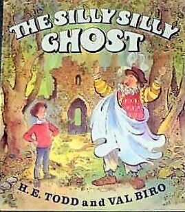 The Silly Silly Ghost, Todd, H.E., Used; Good Book