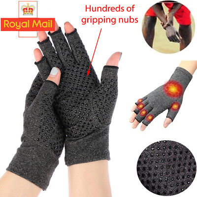 Anti Arthritis Gloves Hand Support Pain Relief Finger Compression Therapy