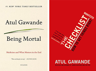 The Checklist Manifesto: How to Get Things Right by Atul Gawande (Ebook, Pdf)