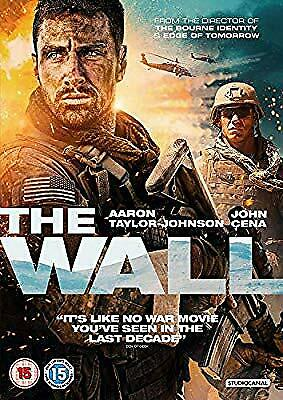 The Wall [DVD] [2017], , New DVD