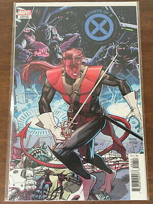 Powers Of X #2 Variant Dustin Weaver New Character Cover NM X-Men 2019 Marvel