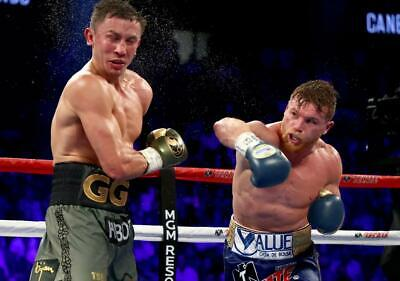 GENNADY GOLOVKIN Boxer PHOTO Print POSTER GGG Middleweight Champion Canelo 001