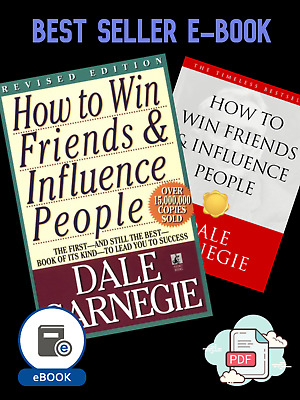 How to Win Friends and Influence People by Dale Carnegie (Digital)