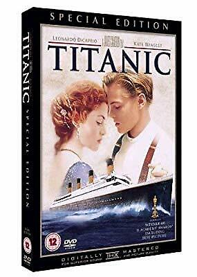 Titanic (2 Disc Special Edition) [1997] [DVD], Kate Winslet, Used; Good DVD