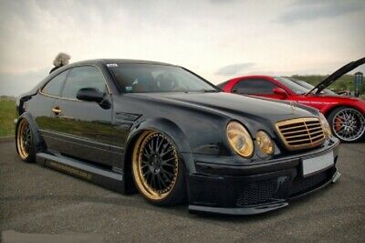 MERCEDES CLK W208 WIDE Kits complets carrosserie