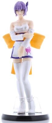 Dead or Alive Ultimate Figurine Figure Ayane White HGIF Gashapon Gachapon