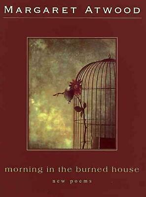 Morning in the Burned House by Margaret Atwood (English) Paperback Book Free Shi