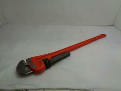 New Ridgid 60 Inch Straight Pipe Wrench Cast Iron 8 Inch Jaw 31045 R53B1