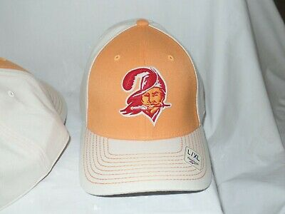 New Tampa Bay Buccaneers Reebok Throwback Hat Vintage Structured Flex Fitted